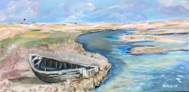 Cape Cod Marsh