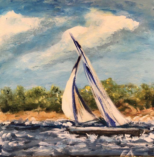 Sailing Rhode Island
